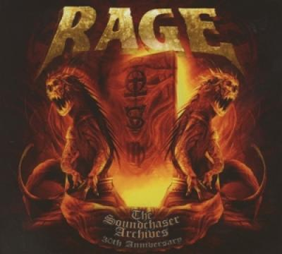Rage - Soundchaser Archives (2CD+DVD)