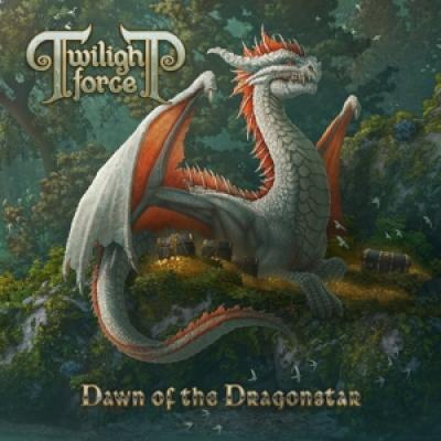 Twilight Force - Dawn Of The Dragonstar (Digibook)