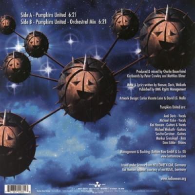 Helloween - Pumpkins United (12INCH)