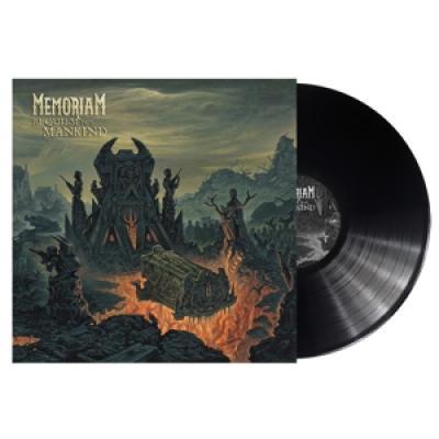 Memoriam - Requiem For Mankind (LP)