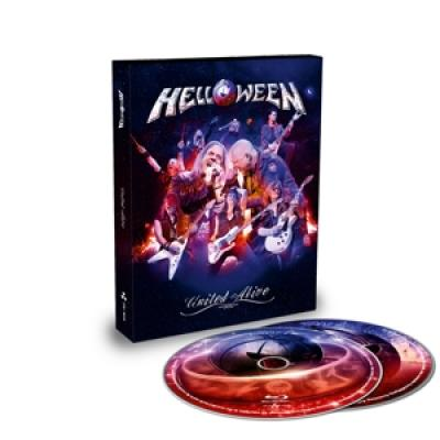 Helloween - United Alive (2BLURAY)