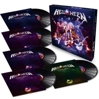 Helloween - United Alive (5LP)