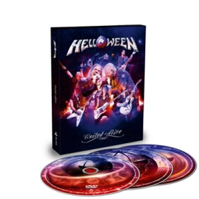 Helloween - United Alive (3DVD)