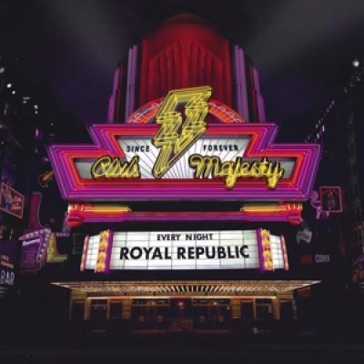 Royal Republic - Club Majesty (LP)