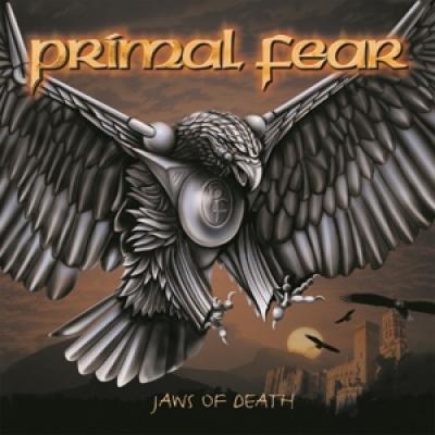 Primal Fear - Jaws Of Death (Limited Beige/Black Marbled Vinyl) (LP)
