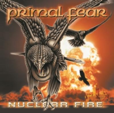 Primal Fear - Nuclear Fire (Limited Yellow/Red Marbled Vinyl) (LP)