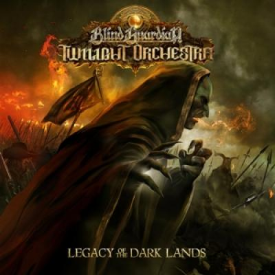 Blind Guardian Twilight Orchestra - Legacy Of The Dark Lands (Comicbook Package) (3CD)