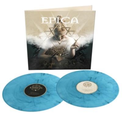Epica - Omega (Turquoise/Black Marbled Vinyl) (2LP)