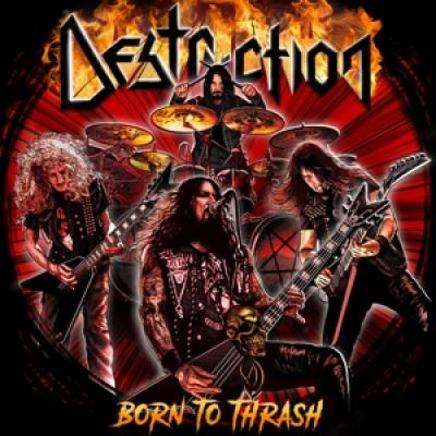 Destruction - Born To Thrash (Live In Germany)