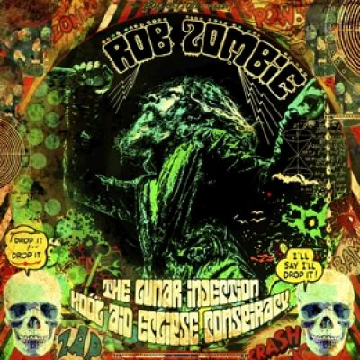 Zombie, Rob - Lunar Injection Kool Aid Eclipse Conspiracy (LP)