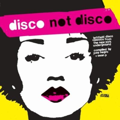 V/A - Disco Not Disco (3LP)