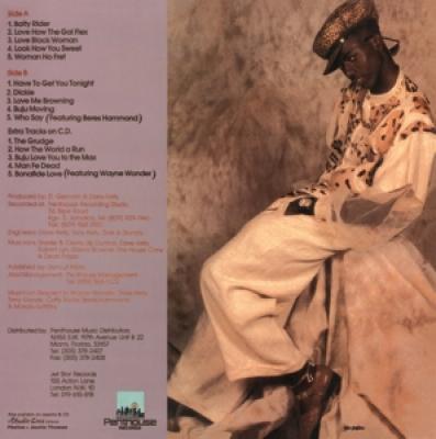 Buju Banton - Mr.Mention (LP)
