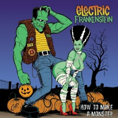Electric Frankenstein - How To Make A Monster (LP)