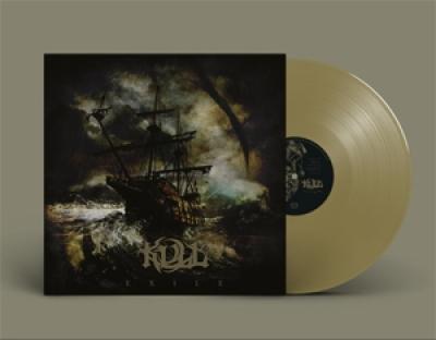 Kull - Exile (Gold Vinyl) (LP)