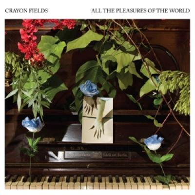 Crayon Fields - All The Pleasures Of The World (Blue & Green Swirl Vinyl) (LP)