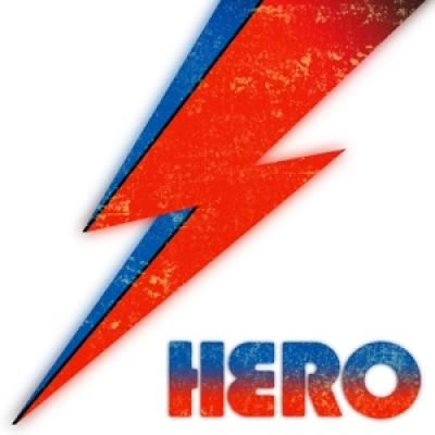 Bowie, David - Hero: Main Man Records Presents (LP)