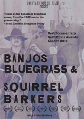 V/A - Banjos, Bluegrass And Squirrel Barkers (DVD)