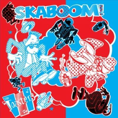 Toasters - Skaboom (LP)
