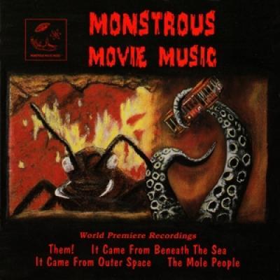Ost - Monstrous Movie Music Vol.1
