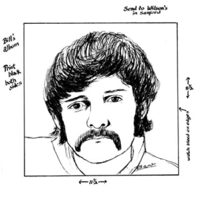 Stone, Bill - Stone (LP)