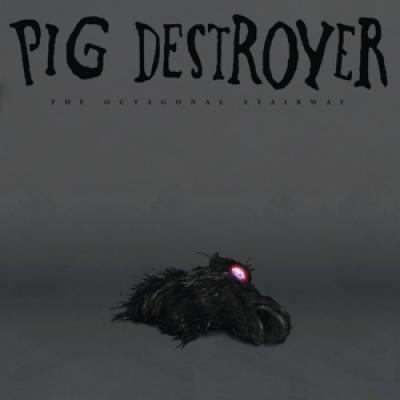 Pig Destroyer - Octagonal Stairway (Neon Magenta Vinyl) (LP)