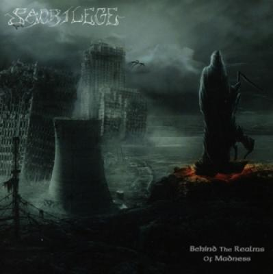 Sacrilege - Behind The Realms Of Madness