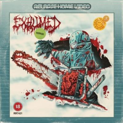 Exhumed - Horror (LP)