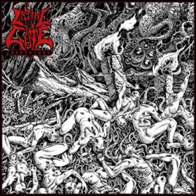 Living Gate - Deathlust (LP)