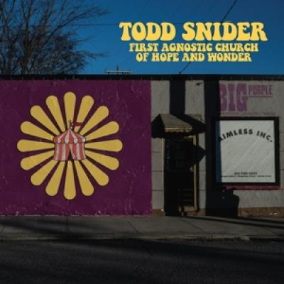 Snider, Todd - First Agnostic Church Of Hope And Wonder (LP)