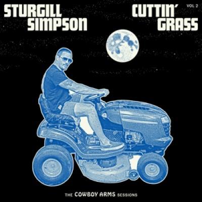 Simpson, Sturgill - Cuttin' Grass - Vol. 4 (Cowboy Arms Sessions) (LP)
