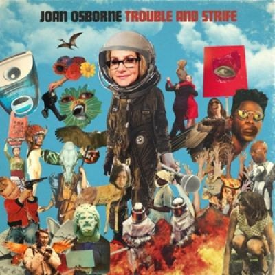 Osborne, Joan - Trouble And Strife (LP)