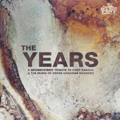 V/A - Years: A Musicfest Tribute To Cody Canada (2LP)