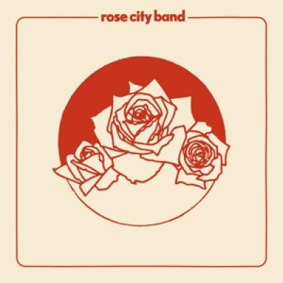Rose City Band - Rose City Band (Translucent Red Vinyl) (LP)
