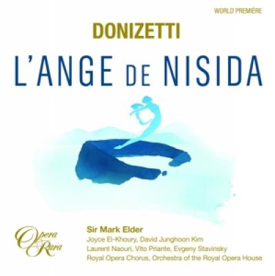 Donizetti, G. - L'Ange De Nisida (Royal Opera House Orchestra/Mark Elder/Joyce El-Khoury) (2CD)