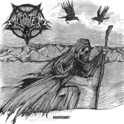 Mortem - Ravnsvart (LP)