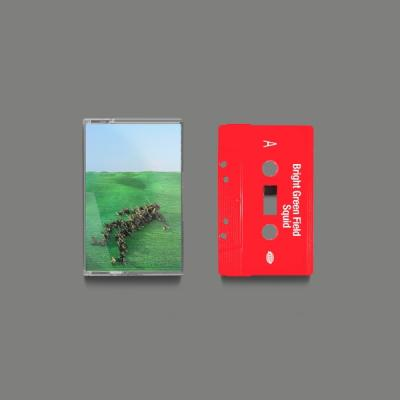 SQUID - Bright Green Field (cassette)