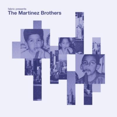 The Martinez  Brothers Feat. Variou - Fabric Presents The Martinez Brothe (2LP)