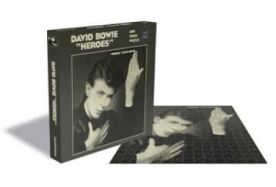 Bowie, David - Heroes (PUZZLE)