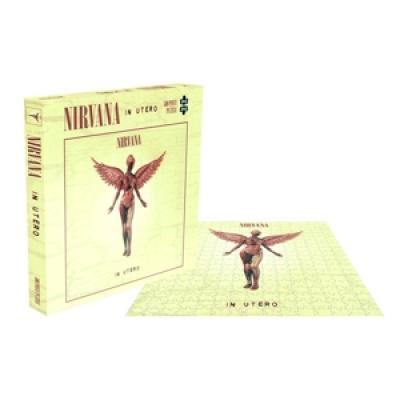 Nirvana - In Utero (PUZZLE)