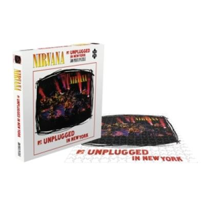 Nirvana - Mtv Unplugged In New York (PUZZLE)