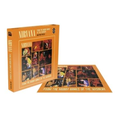 Nirvana - From The Muddy Banks Of The Wishkah (PUZZLE)