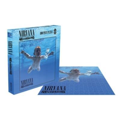 Nirvana - Nevermind (PUZZLE)