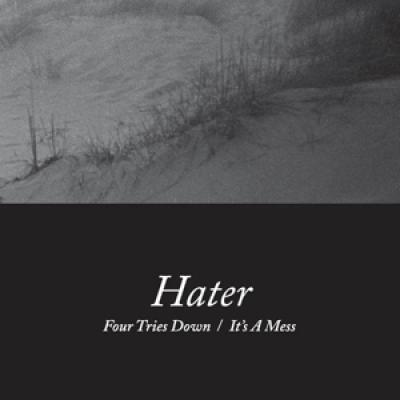 Hater - Four Tries Down (7INCH)