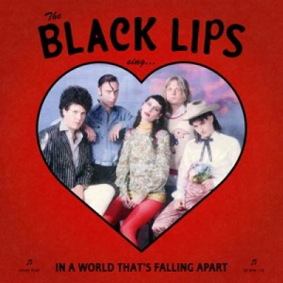 Black Lips - Sing In A World That'S Falling Apart (Red Vinyl) (LP)
