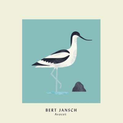 Jansch, Bert - Avocet (White Vinyl) (LP)