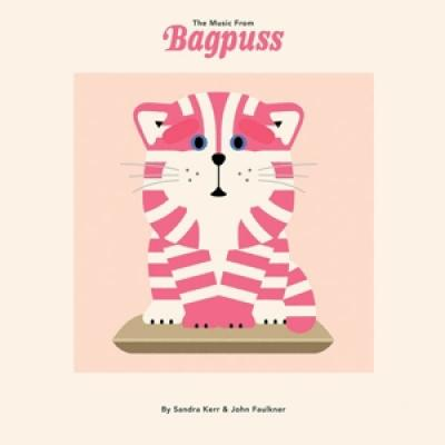 Kerr, Sandra & John Faulkner - The Music From Bagpuss (Pink Vinyl) (LP)