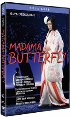 Omer Meir Wellber - Madama Butterfly (DVD)
