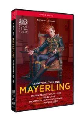 Royal Opera House Ballet & Orchestr - Kenneth Macmillans Mayerling (DVD)
