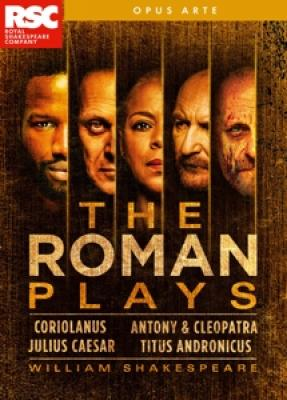 Royal Shakespeare Company - The Roman Plays (4DVD)
