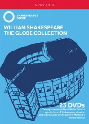 Shakespeares Globe - The Globe Collection (23DVD)